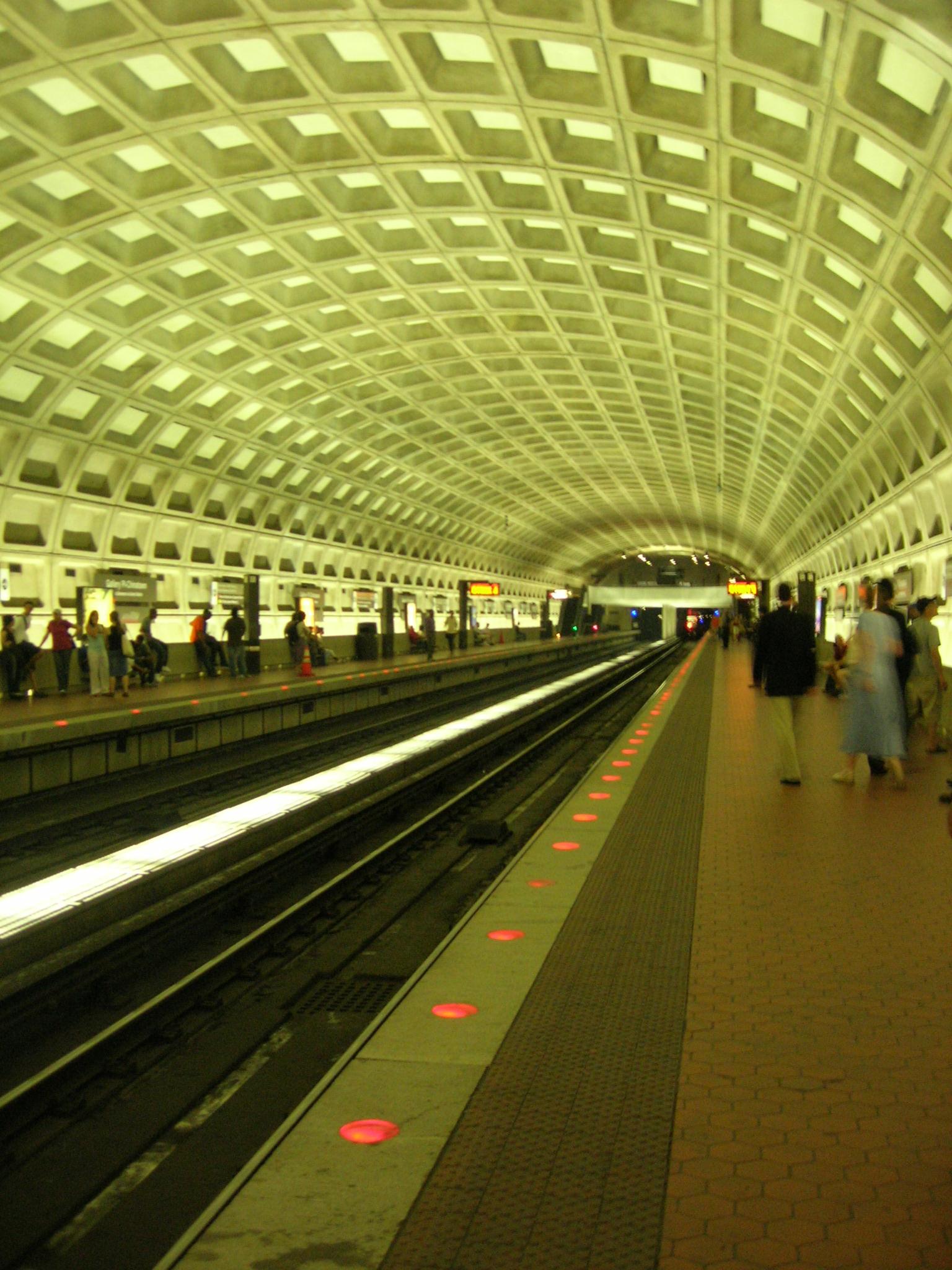 地下鉄とは 駅